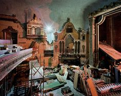 Beautiful Photographs of Decaying and Repurposed Movie Palaces: Paramount Theater, Long Branch, NJ