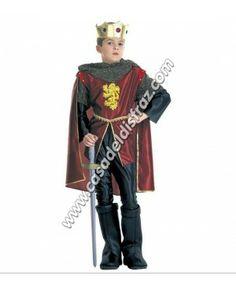 Disfraz de Caballero Real para niño. #disfraces #carnaval www.casadeldisfraz.com