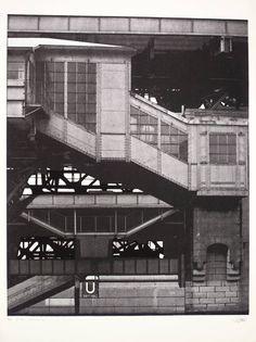ca 1970-71 U-Bahnhof Schlesisches Tor