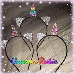 Halloween Children Selling Cute Funny Unicorn Headband HU