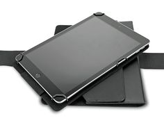 f40519fb93f iPad Rotating Kneeboard - Professional portfolio offers flexibility and  protection in the air and on the