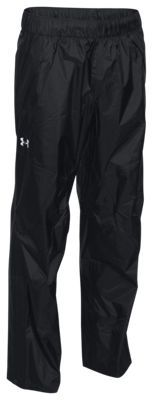 Under Armour Storm Surge Rain Pants for Men - Black - 2XL: Most men's activewear pants don't account… #Fishing #Boating #Hunting #Camping