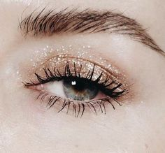 aesthetic, eyebrows, and rose gold afbeelding