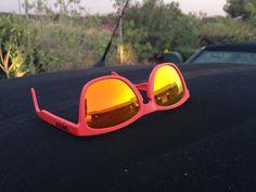 Oakley Frogskins & Mini Cooper Cabrio