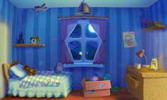 Bubble Milk Hero on Behance Bg Design, Game Design, Illustrations, Illustration Sketches, Bedroom Drawing, Anime Scenery Wallpaper, Cartoon Background, Game Concept Art, Environmental Art