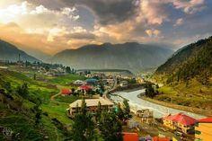 Kalam valley, sawat PAKISTAN.