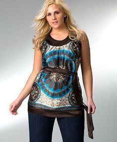 curvy fashions | Trendy Plus size Clothing For Curvy Women / Curvy Fashion Clothing ...