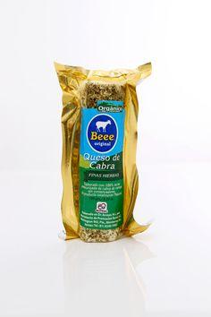 La recomendación de día de hoy es el Queso de Cabra Beee Original Finas Hierbas