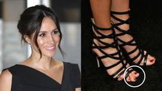 Meghan Markle has Morton's toe, a genetic deformity that you might have too. Second Toe Longer, Morton's Toe, Balance Exercises, Body Hacks, Hairstyles Over 50, Medical News, Freak Out, Fitness Transformation, Toe Shoes