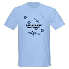 A-10 Warthog Airforce Light T-Shirt