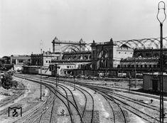 1953 Lehrter Bahnhof in Bln