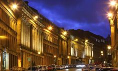 Grey Street and Grainger Town - Historic Site in Newcastle upon Tyne, Newcastle upon Tyne - NewcastleGateshead