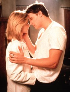 k... im gonna admit a little secret... I always wanted a buffy/angel relationship HAHAHAHA #LameTruth