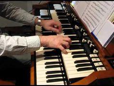 Blues In F (on the Hammond organ)