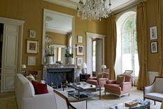 Paris home ~ Mlinaric, Henry & Zervudachi
