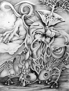 Prima Materia by Tatomir and Janelle McKain   janellemckain.deviantart.com
