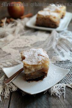 le tenere dolcezze di resy: Međimurska gibanica - la torta con quattro strati di ripieno (Croazia)