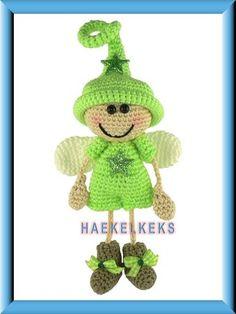 Guardian angels boys -- crochet pattern by Haekelkeks -- english version