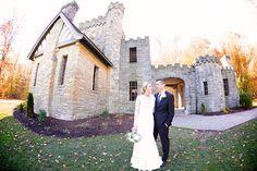 Heather & Robert – Vintage Castle Ceremony