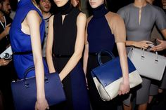 Behind the Scenes at AW13 RTW