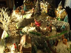 Christmas Villages - Christmas Villages make