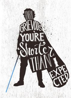 This Woman Made Hand Lettered Star Wars Quotes And They Are Glorious | PlayBuzz