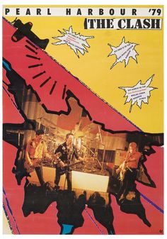 The Clash - Pearl Harbour '79 - 1979