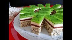 Romanian Desserts, Kiwi, Tiramisu, Biscuits, Deserts, Pudding, Tasty, Sweets, Cake