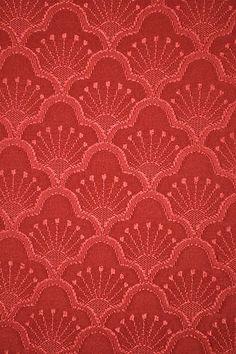 Plum Blossom kimono fabric