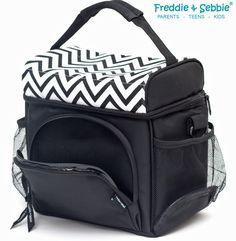 Lunch Bag Top Opener by Freddie and Sebbie http://freddieandsebbie.com/