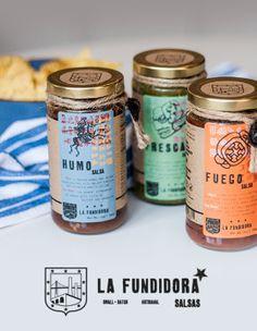 La Fundidora Handmade Salsas