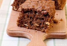 Kakaový raňajkový koláčik