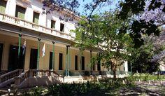 Facultad de Ingeniería. Edificio central