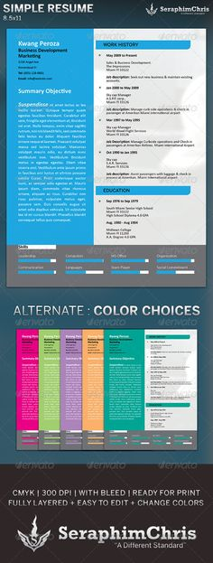 10 Best HTML Resume Templates For the Studio Pinterest Free - html resume