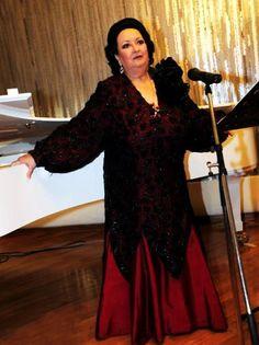 Opera Chic: Montserrat Caballé Will Make Uzbekistan Cool For A Night