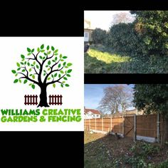 With over 7 years' experience **Williams Creative Gardens & Fencing** is a reliable family fencing contractors based in Romford. At **Williams Creative. Garden Fencing, Fence, Fencing Companies, Flower Beds, Creative, Lawn, Garden Design, Gardens, Patio