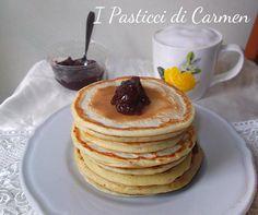 pancake ricetta golosa