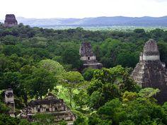 """Tikal/Guatemala - Destino de viaje 2017 Una cita con el Cine – Si eres seguidor de la saga Star Wars, sabrás que este año cumple su 40 aniversario. Buena excusa para pasearse por algunas de sus localizaciones más emblemáticas, como el Parque Nacional Tikal, uno de los mayores yacimientos arqueológicos y mejor conservados de la civilización maya, y escenario de la histórica Cuarta Luna de Yavin: el planeta ficticio que aparece en la película """"Star Wars: Episodio IV – Una nueva esperanza""""."""