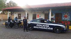 El despliegue operativo, que fue encabezado por el subsecretario de la institución, Carlos Gómez Arrieta, se realizó en primera instancia en las tenencias de Capula, Atécuaro, Morelos y Santa María de Guido