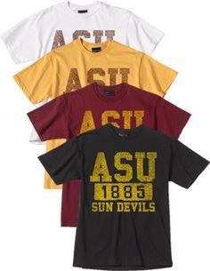 ASU shirt. M Maroon. 5bbad4fcf