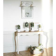 Table console en pin blanc L 120 cm | Pinterest | Newport, Consoles ...