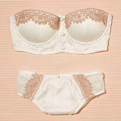 white bra/panties for under wedding dress
