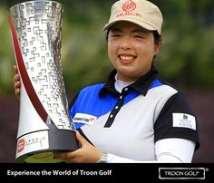 Congratulations to Shanshan Feng on winning the Sime Darby LPGA Malaysia at Kuala Lumpur Golf & Country Club.