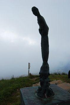 Opere d'Arte in alta quota (Monte Marmagna)
