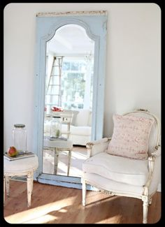 Could be done with a vintage window frame or screen door too