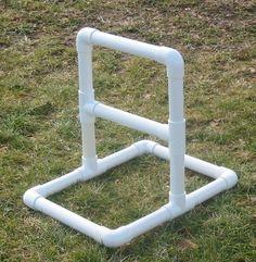 Adjustable Teeter Stand Dog Agility Equipment