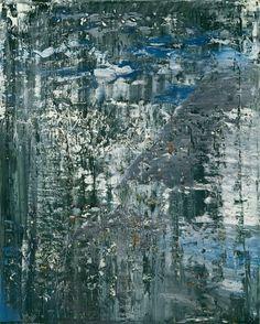 Ice 4, Gerhard Richter.