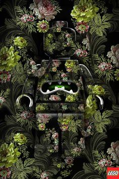 FANTASMAGORIK® LEG'ART by obery nicolas, via Behance