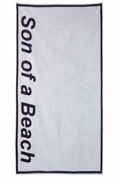 **Son of a Beach Towel by ASHISH X Topshop - Swimwear - Clothing