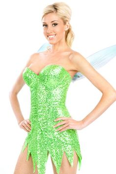 women dressed as tinker bell and havin sex